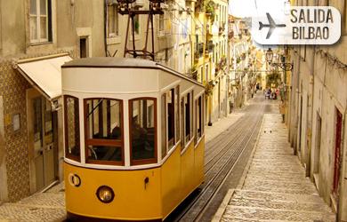 Viaje de 4 días con vuelos desde Bilbao, hotel 4* con desayuno, v