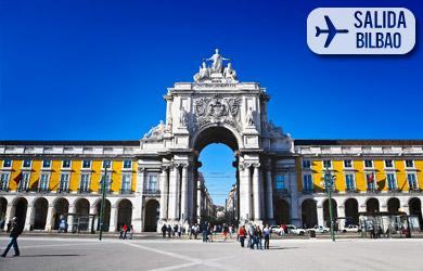 Viaje de 4días con vuelos desde Bilbao, hotel 4* con desayuno, vi