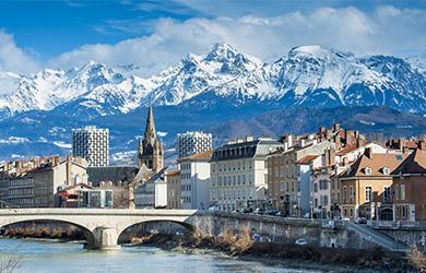 Viaje en autobús de 5 días a Lyon  en Semana Santa