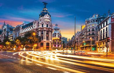 Estancia de 2 noches con salidas desde Vitoria, Pamplona, Bilbao