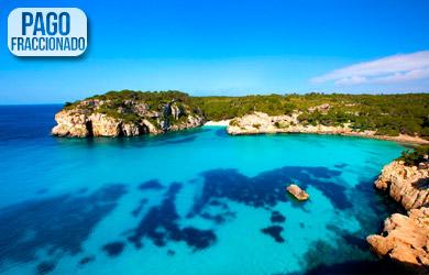 Viaje de 6 u 8 días a Mallorca con vuelos desde Bilbao, hotel en
