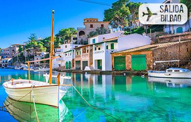 Viaje de 8 días a Mallorca con vuelos desde Donosti