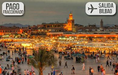 Viaje de 5 noches a Marrakech en Semana Santa