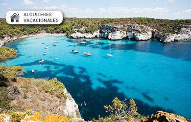 Viaje de 8 días a Menorca desde Bilbao