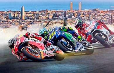 Premio de Moto GP de Cataluña del 05 al 07 de Junio del 2020