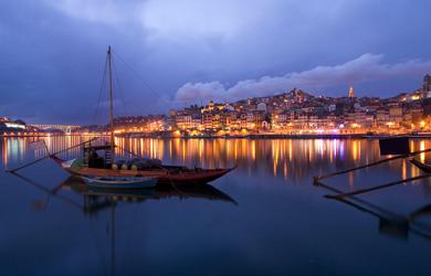 Viaje de 4 días a Oporto
