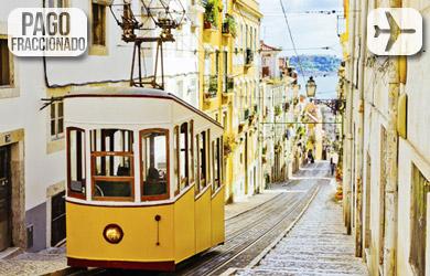 Viaje de 6 días a Oporto y Lisboa en hotel con desayuno, billete