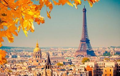 Viaje Paris