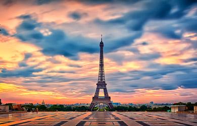 Circuito París Gran Clase de 5 días