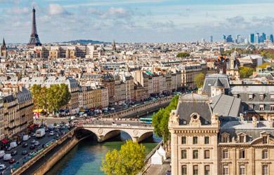 Circuito París Express en Semana Santa