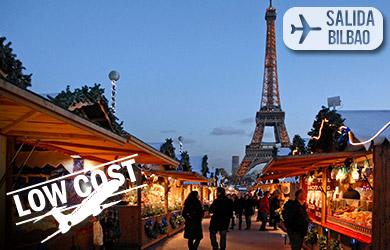 Viaje de 3 días con vuelos desde Bilbao o Biarritz, hotel 3* con