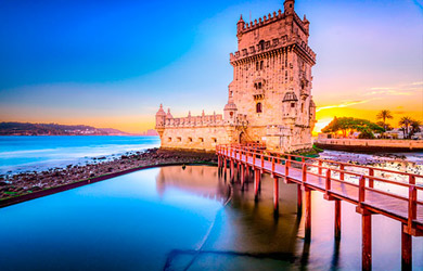 Circuito de 7 días Portugal Turístico y Lisboa