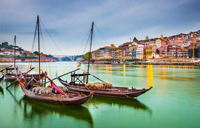 Circuito de 7 días por Portugal con salida desde el País Vasco, N