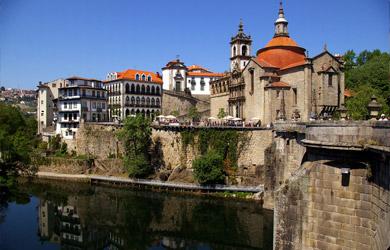 viaje a Portugal en el puente