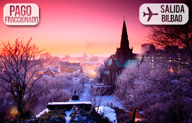Viaje de 4 días con vuelos desde Pamplona, hotel 4* en media pens
