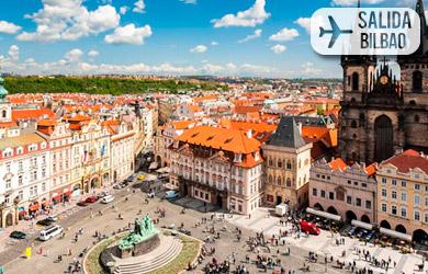 Viaje de 8 días con vuelos desde Bilbao, traslados, hoteles 3/4*