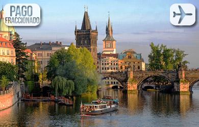 Viaje de 8 días a Praga, Viena y Budapest con vuelos desde Madrid