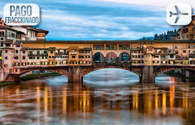 Viaje de 8 días a Roma, Florencia y Venecia desde Bilbao, alojami