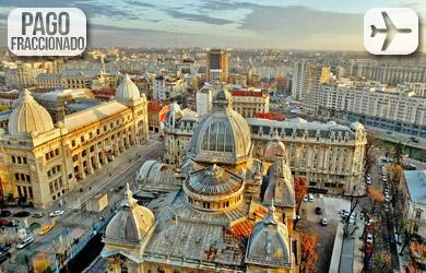 Viaje de 9 días con vuelos desde Barcelona, hotel 4* en media pen