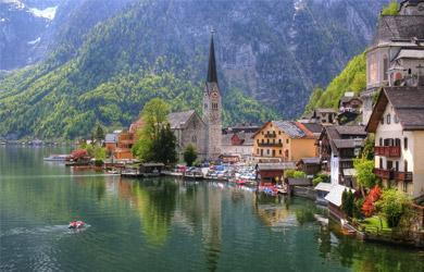 Viaje de 5 días en Salzburgo en el Puente de Diciembre