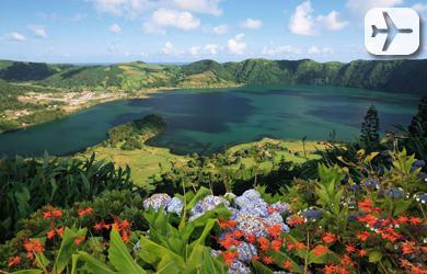 Semana Santa: Viaje de 6 días a Terceira Y Sao Miguel con vuelos,