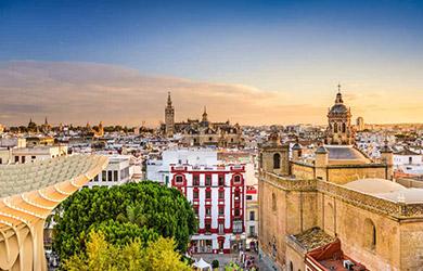 Viaje de 3,4 o 5 días con vuelos desde Bilbao, hotel 3/4* con des