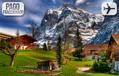 Semana Santa en Suiza: 5 días de estancia con transporte, hotel +