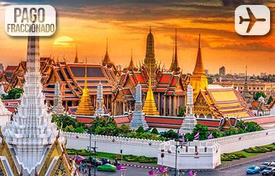 Viaje de 12 días a Tailandia con vuelos desde Madrid y Barcelona,