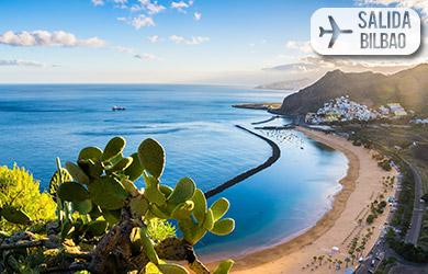 Viaje de 6 días con vuelos directos desde Bilbao, hotel 3* en med