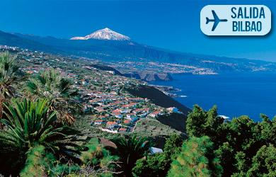 De Marzo a Septiembre de 2019: Viaje de 7 noches a Tenerife en ho