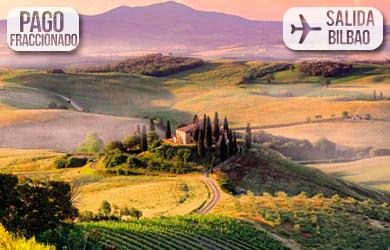 Viaje de 6 días a la Toscana