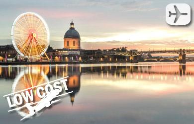 Viaje de 4 días a Toulouse con salidas desde Madrid y Barcelona e