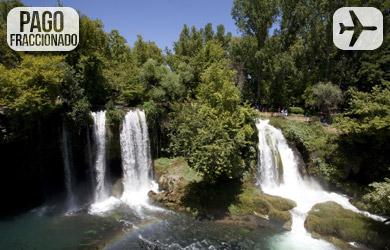 Viaje de 8 días a Turquía con vuelos desde Madrid y Barcelona, al