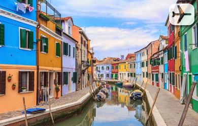 Viaje de 4 días a Venecia con salidas desde Barcelona en hotel 3*