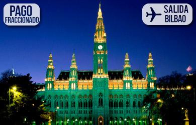Viaje de 4 o 5días con vuelo directo desde Bilbao, hotel 3* con d