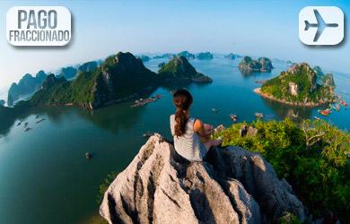 Viaje de 15 días a Vietnam y Camboya